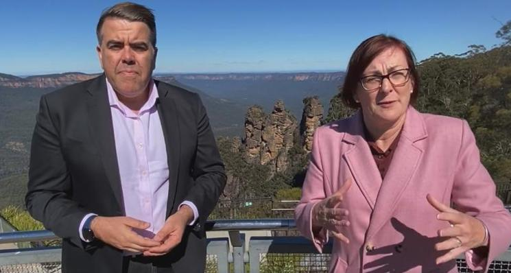 Politicians give false hope of stimulus to Blue Mountains tourism industry